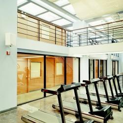 Cardio Area & Offices