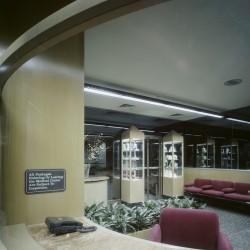 Reception Area Retail Display
